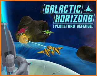 Galactic Horizons: Planetary Defense