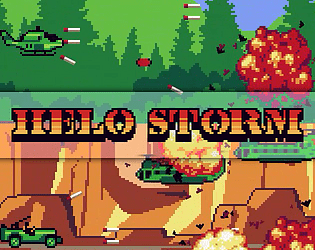 Helo Storm [Free] [Shooter] [Windows]