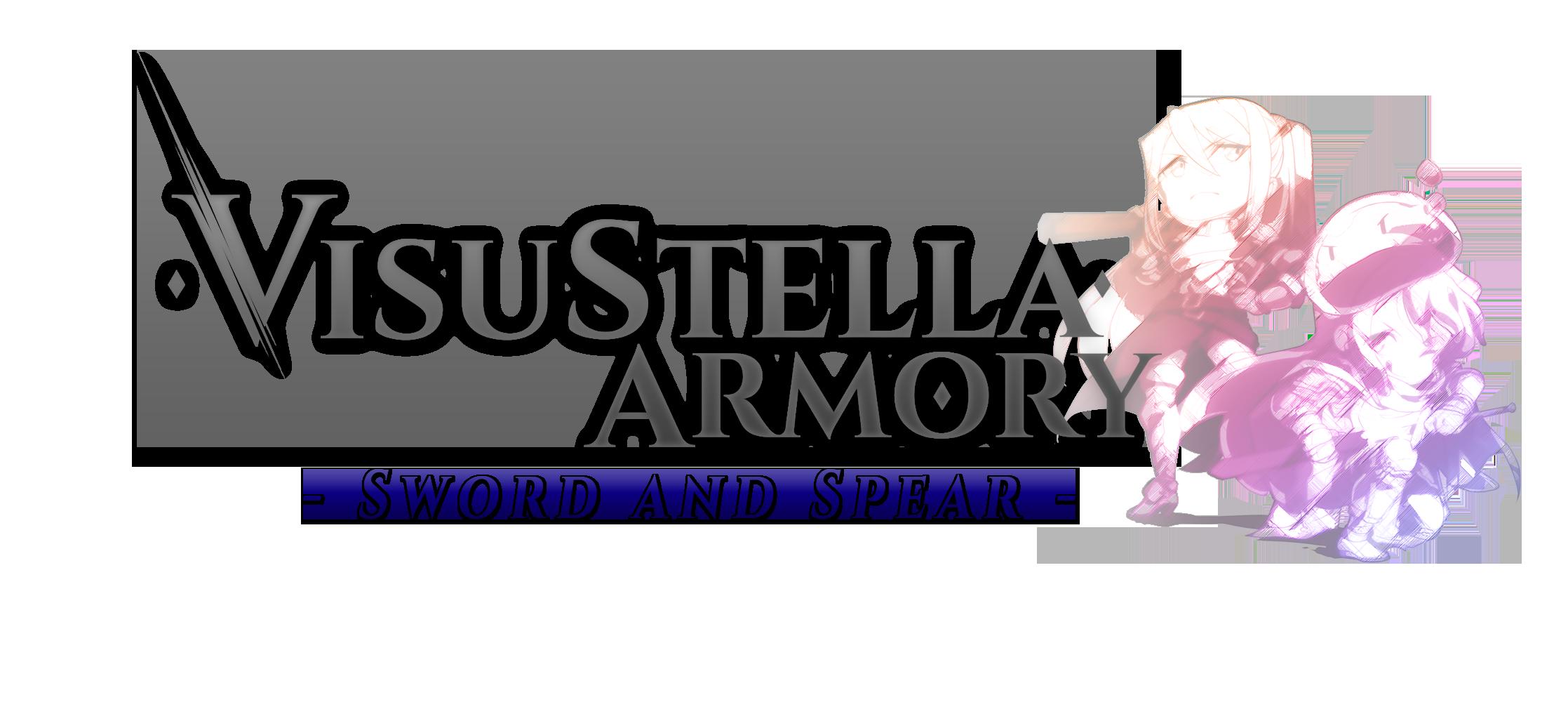 VisuStella Armory - Sword and Spear