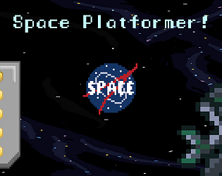 Space Platformer!