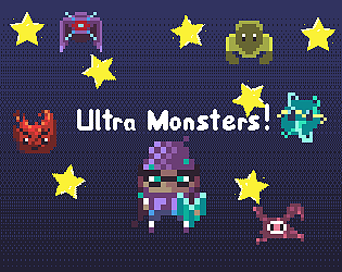 Ultra Monsters!
