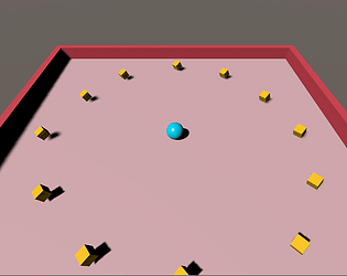Roll A Ball (not modified)