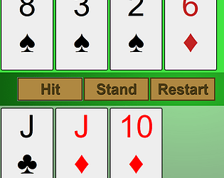 Blackjack [HTML]