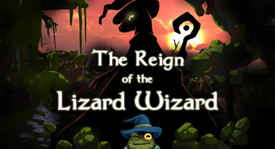 The Reign of the Lizard Wizard