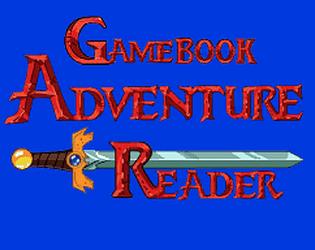 Gamebook Adventure Reader (ZX Next)