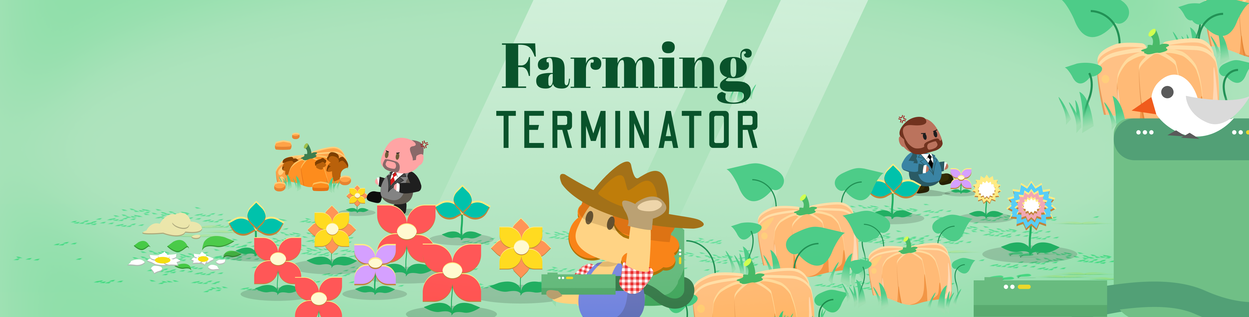 Farming Terminator  🌼💣