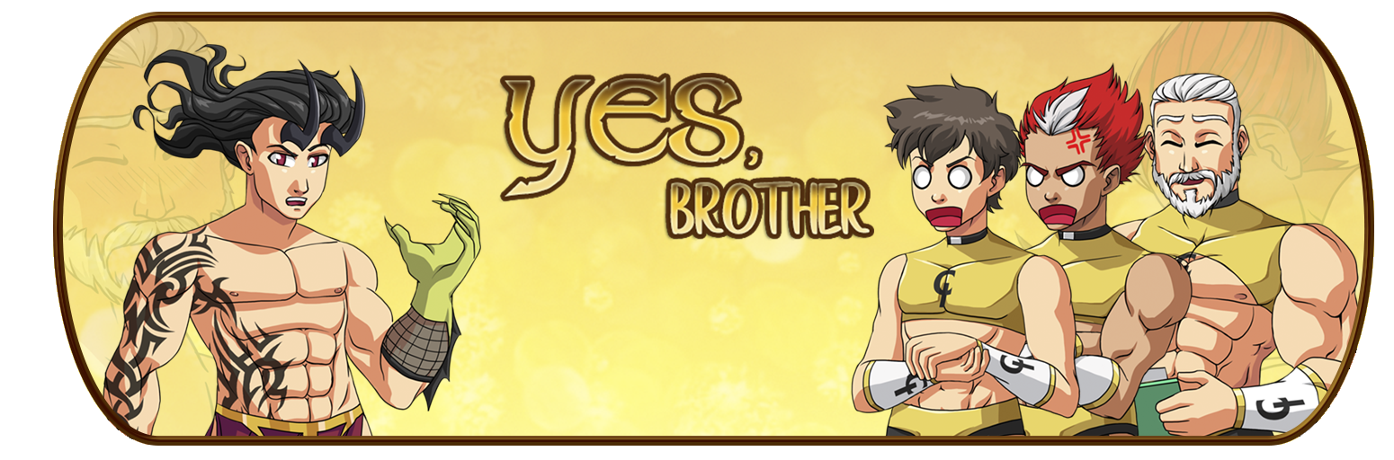 Yes, Brother - Gay Priest JRPG [UPDATED! v1.2.0b]