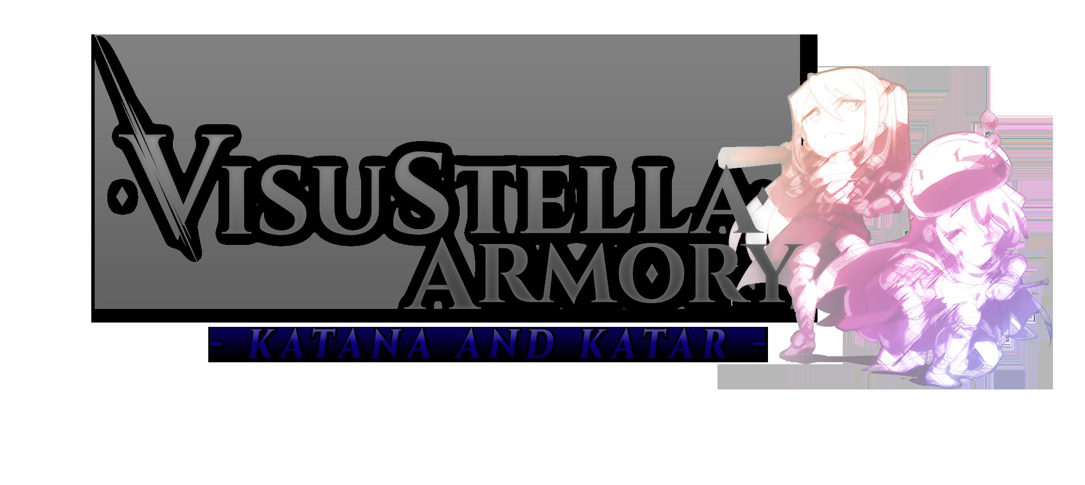 VisuStella Armory: Katana and Katar
