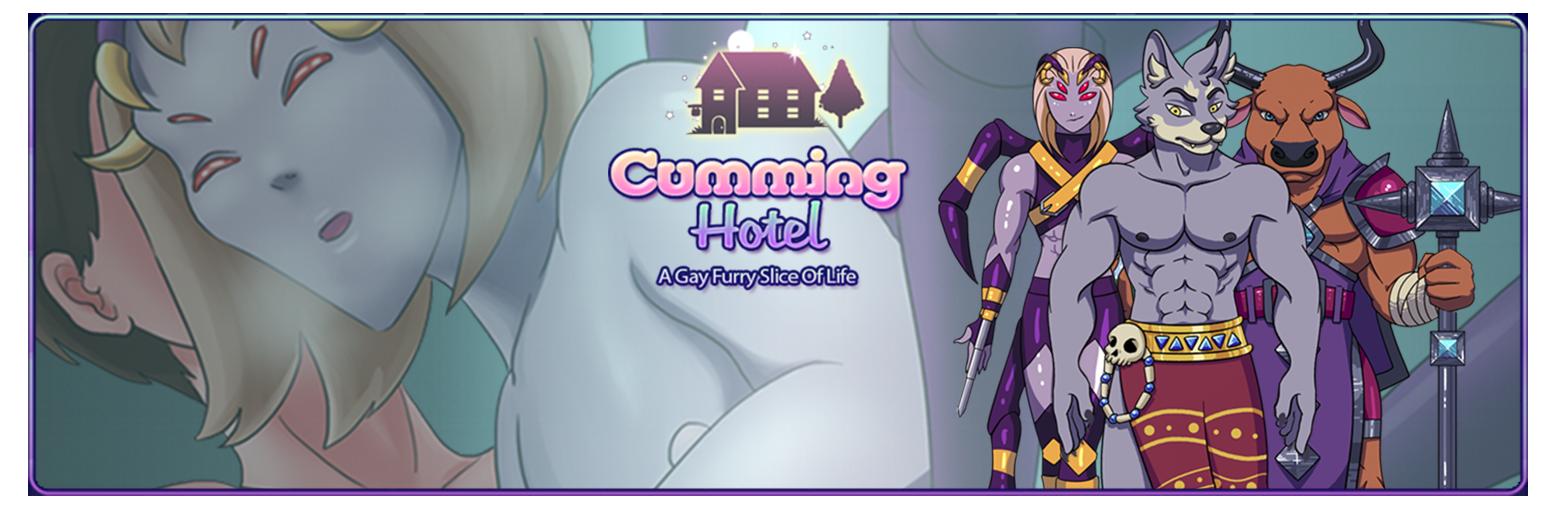 Cumming Hotel - A Gay Furry Slice of Life v1.1.0
