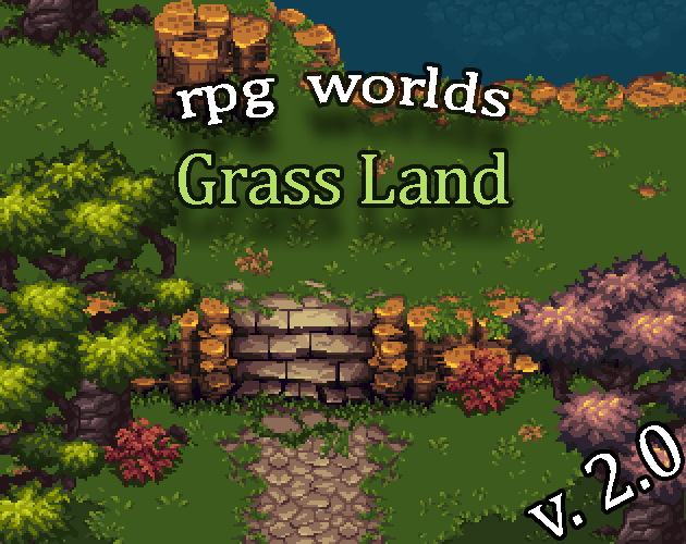 RPG Worlds Grass Land