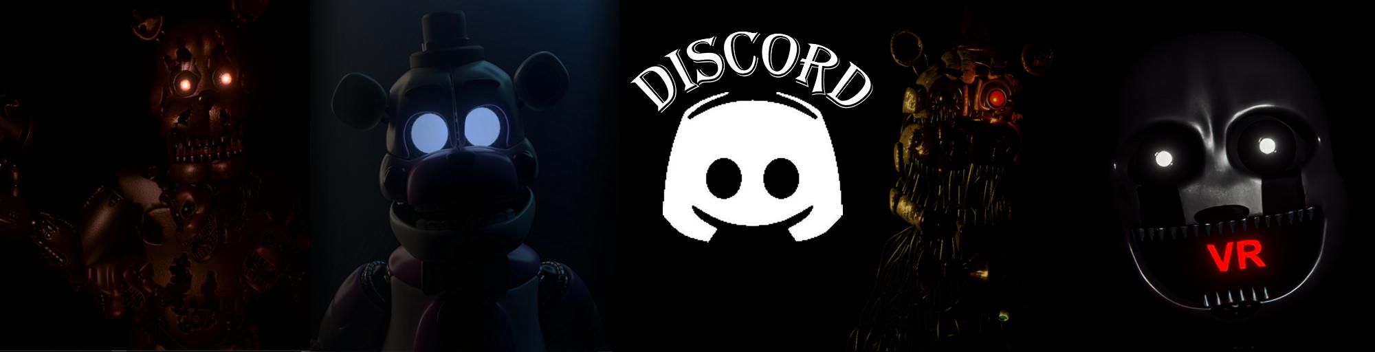 Fnaf VR Fangames Discord Server