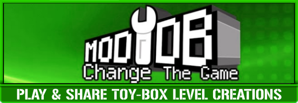 Play & Share Toy-Box level creations on Mod DB