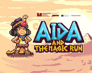 Aida and the magic run