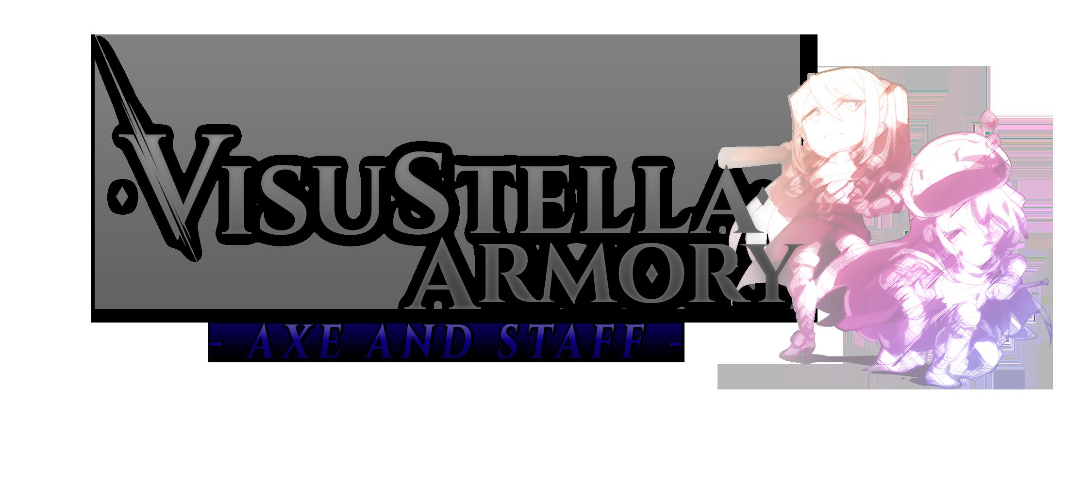 VisuStella Armory - Axe and Staff