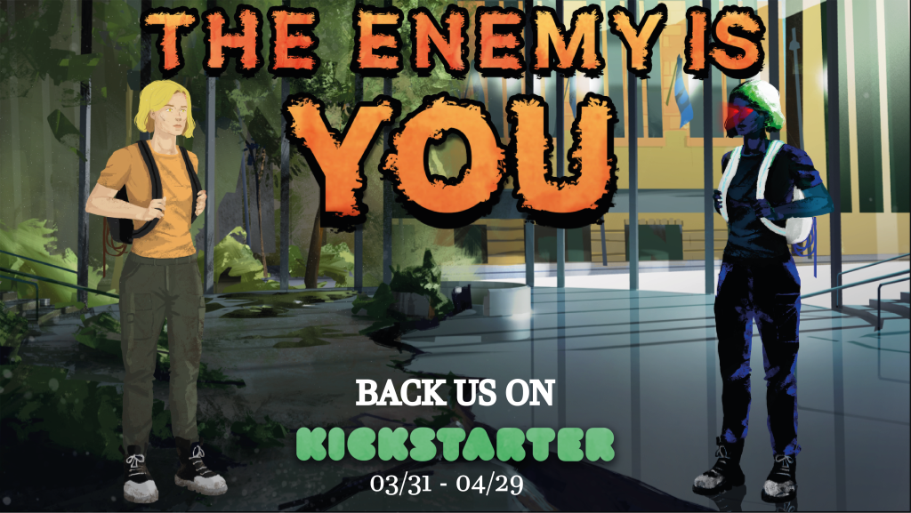 TEIY : The Enemy Is You
