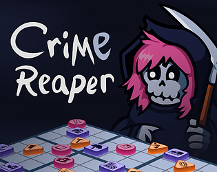 Crime Reaper [$5.00] [Puzzle] [Windows]