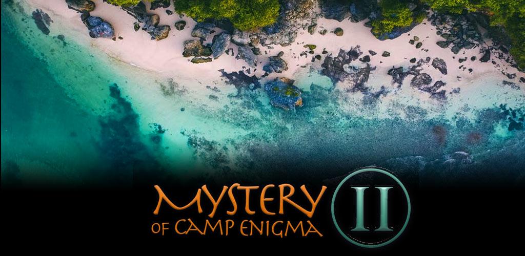 Camp Enigma 2: Point & Click Puzzle Adventure