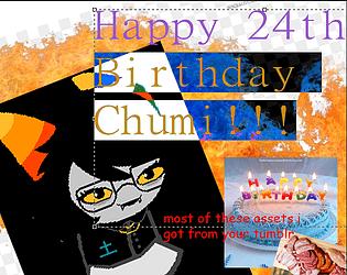 Happy Birthday Chumi (2021)