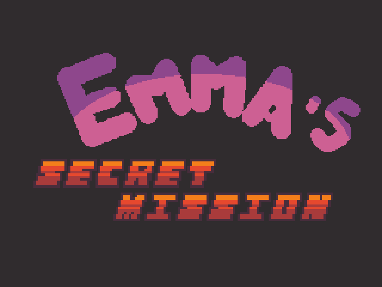 Emma's Secret Mission