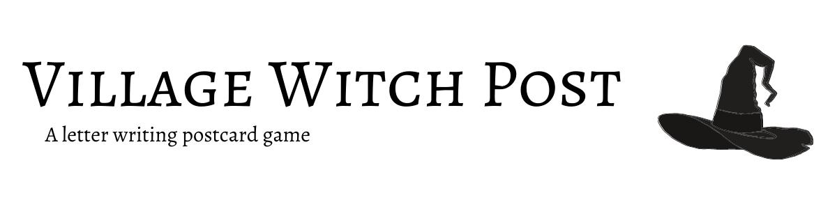 Village Witch Post