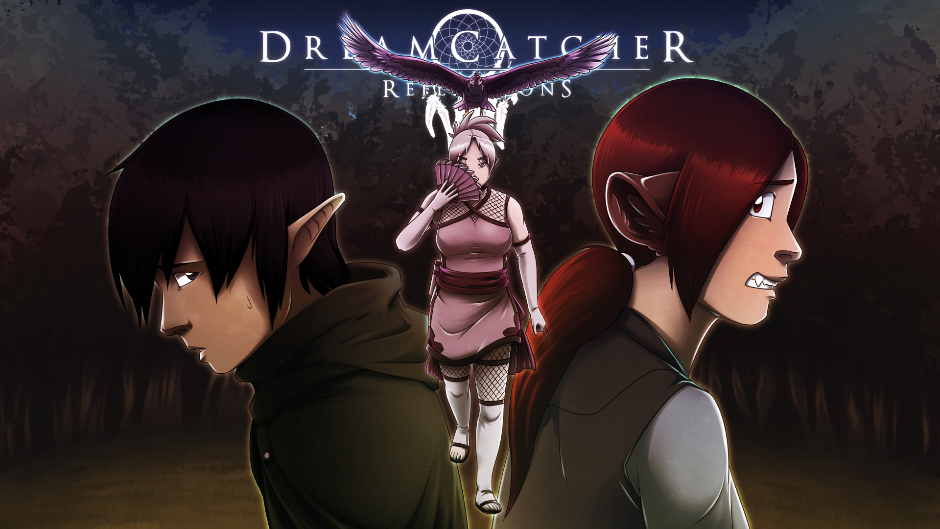 DreamCatcher: Reflections - Vol. 2, Ch. 7 (BETA)