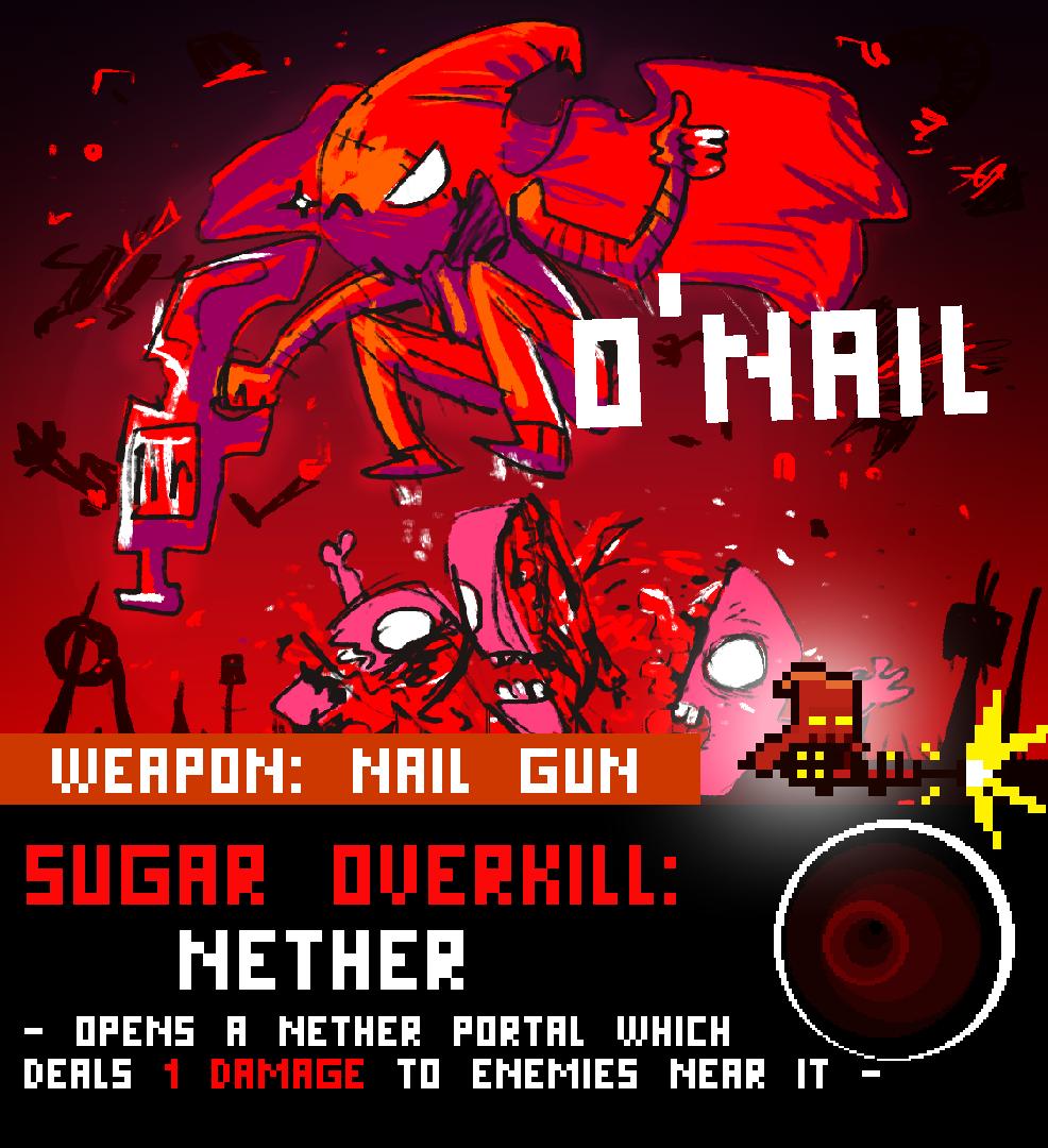 O'Nail Character Page