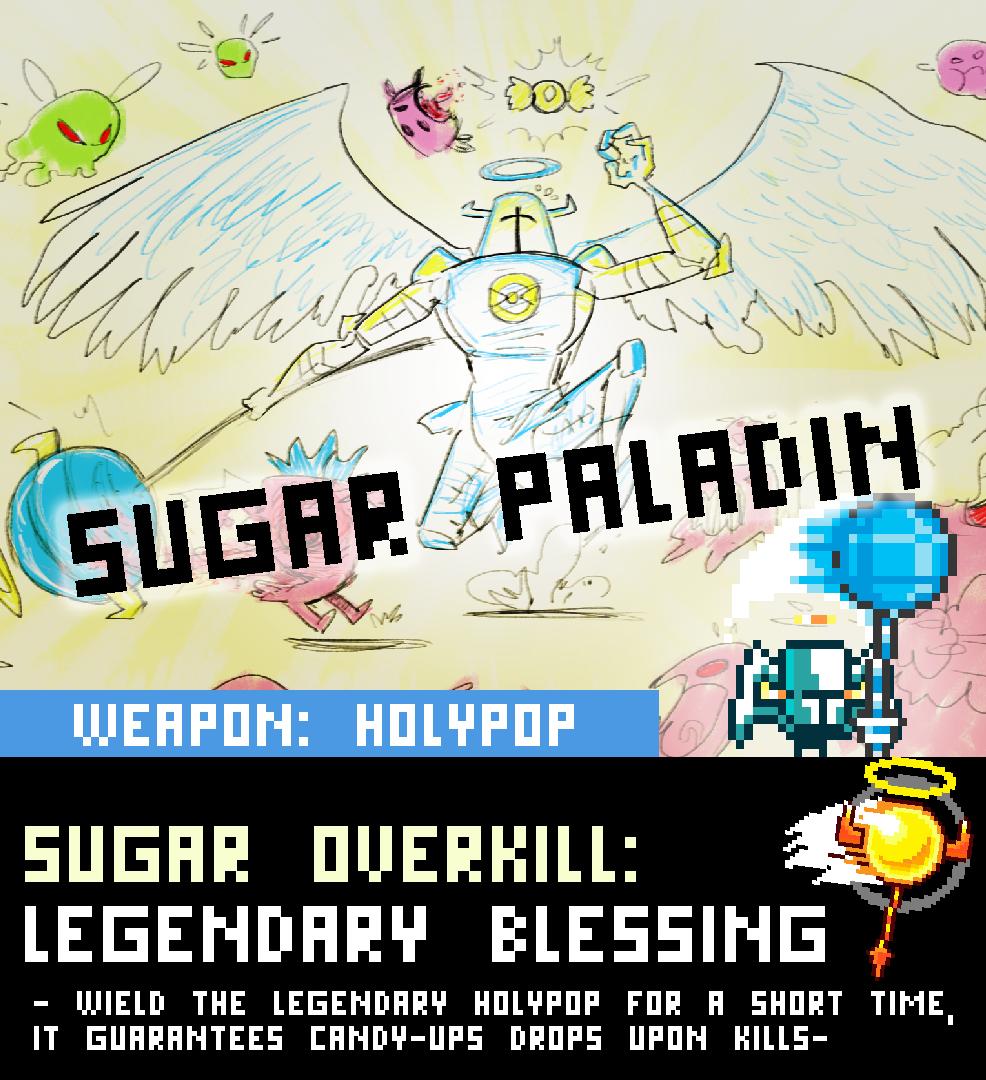 Sugar Paladin Character page