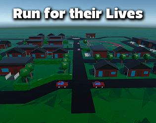 Run for Their Lives