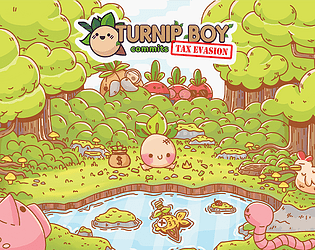 Turnip Boy Commits Tax Evasion [$14.99] [Adventure] [Windows] [macOS] [Linux]