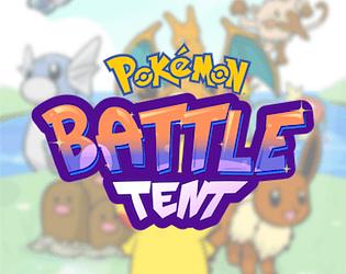 Pokémon: Battle Tent