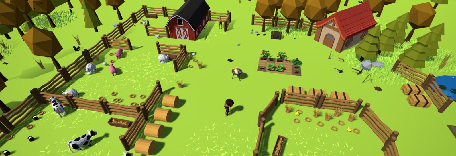Farming Engine - Unity Asset