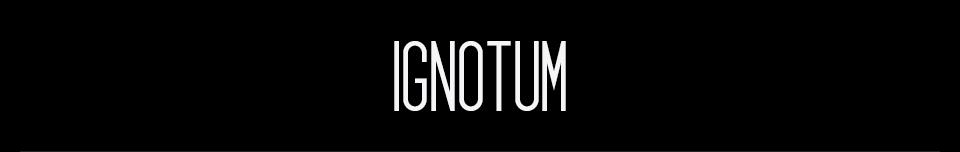 Ignotum - Free Font