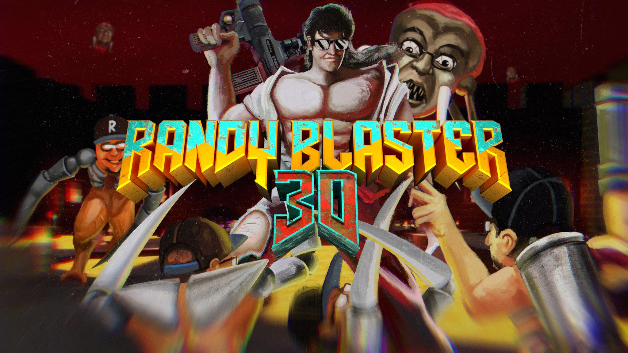 Randy Blaster 3D [BOOTLEG EDITION]