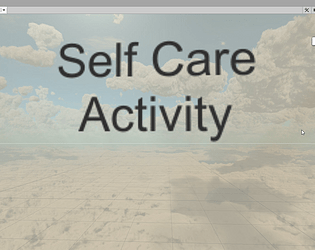 Deeper and Deeper LD 48 - Self Care Game