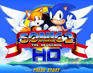 Sonic the Hedgehog 2 HD - SAGE Demo