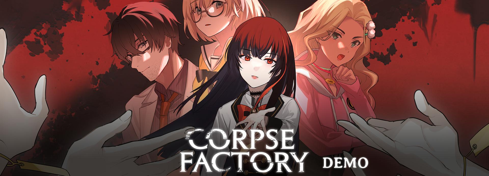 CORPSE FACTORY Demo