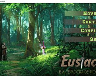 Eustacio e ceifadora de inocentes