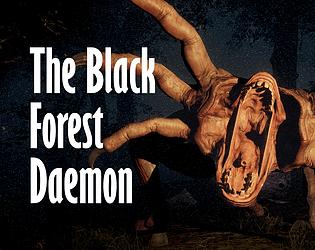 The Black Forest Daemon [Free] [Adventure] [Windows]
