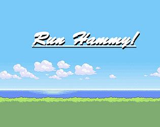 Run Hammy!