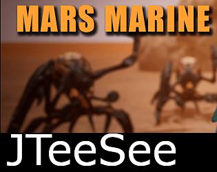 Mars Marine  - JTeeSee