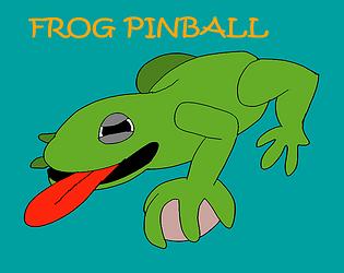 Frog Pinball