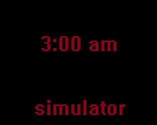 3am simulator