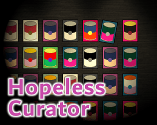 Hopeless Curator