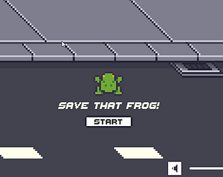 Save That Frog!