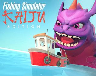 Fishing Simulator Kaiju Edition [Free] [Action] [Windows]