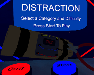 Distraction VR