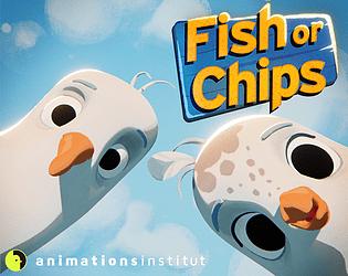 Fish or Chips [Free] [Platformer] [Windows]