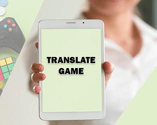 Translate Game
