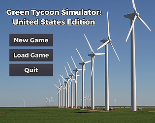 Green Tycoon Simulator (For Browser)