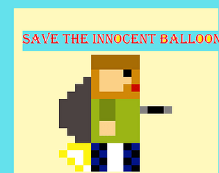 Save The Innocent Balloon 🎈 (Android)
